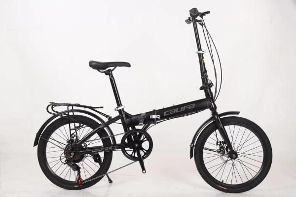 Mua Xe đạp gấp bánh 20 CALIFA - mã CG20D Tay đề vặn Shimano Revoshif 7 speed