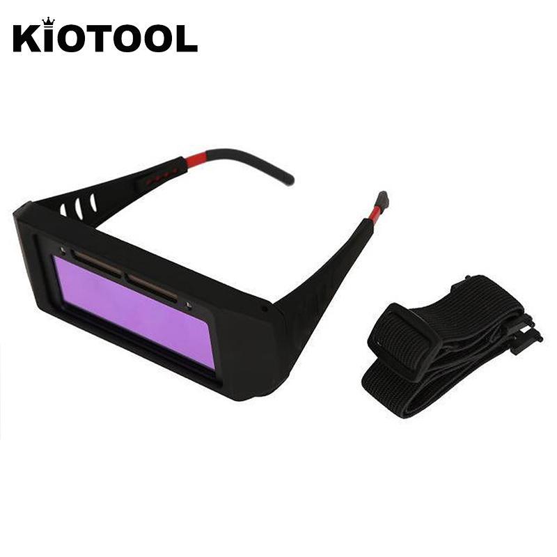 Kính hàn điện tử Tx09 Kiotool - Tặng bao bảo vệ kính