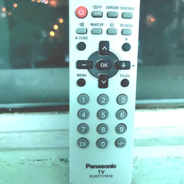 Bảng giá Remote điều khiển Tivi Panasonic EUR7717010