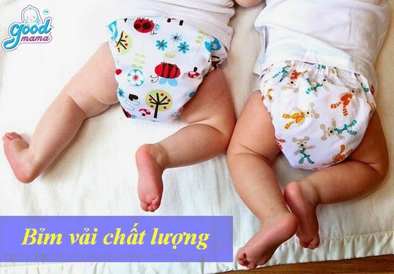 sét 5 quần bỏ bỉm goodmama xuất nhật cho bé trai và bé gái (tiết kiệm tiền mua tả giấy cho mẹ) từ 5kg đến 13kg Nhật Bản