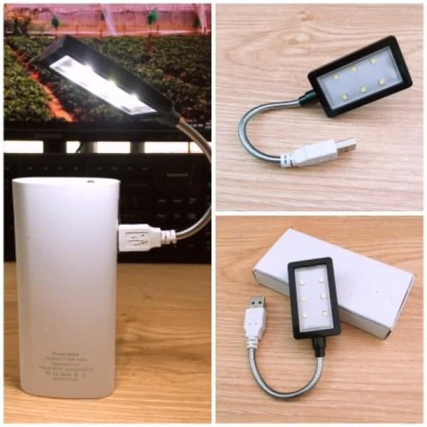 Bảng giá LED USB 6 LED siêu sáng Phong Vũ