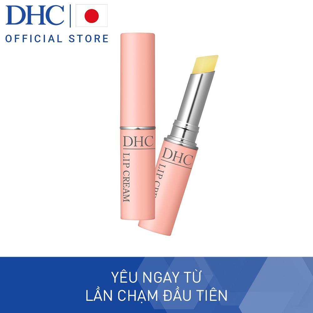 Son dưỡng DHC Lip Cream chính hãng