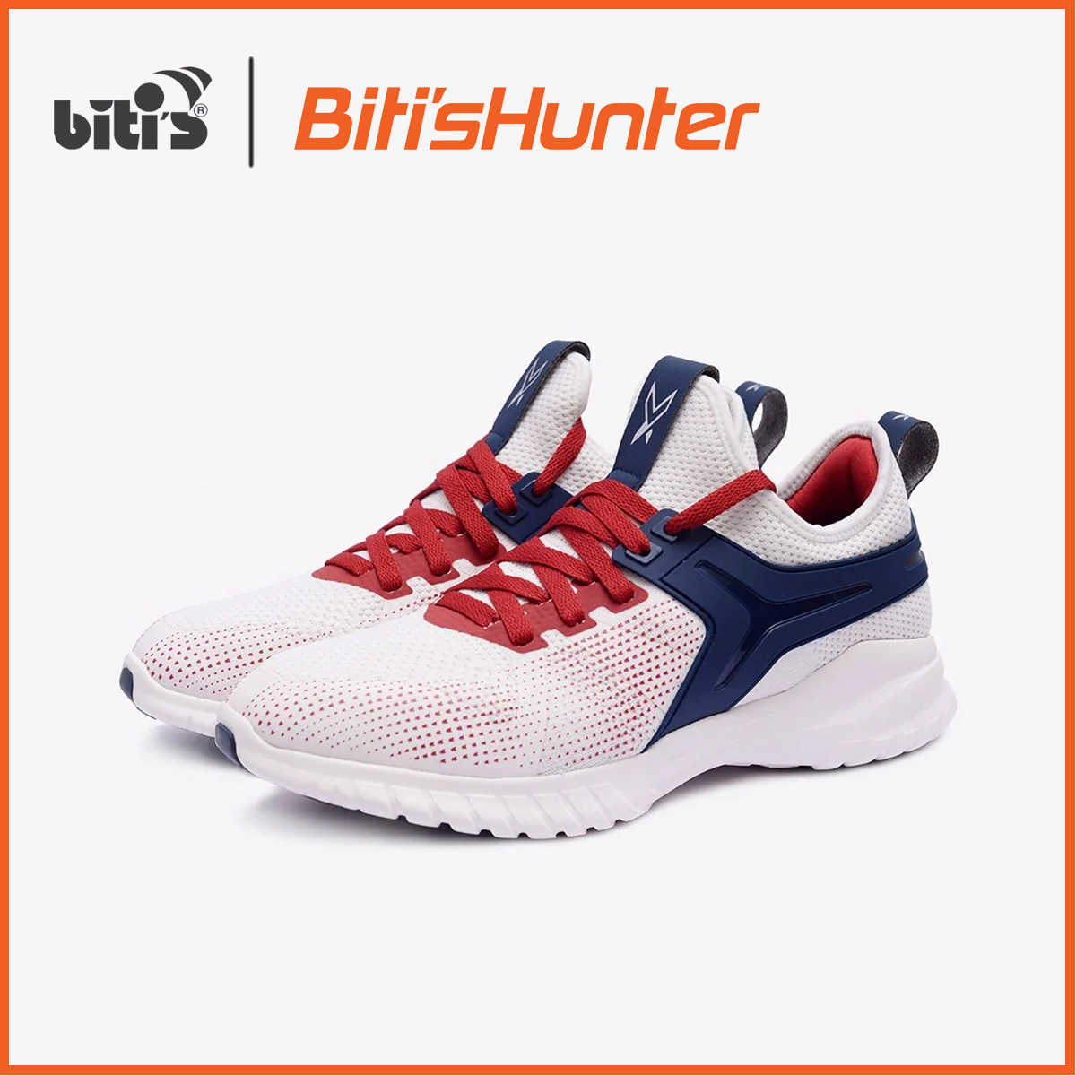 Giày thể thao Bitis Hunter X Nam Retro Essential Pack DSUH00800TRG
