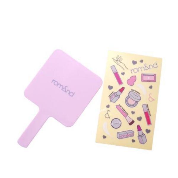[QUÀ TẶNG] Gương Cầm Tay Romand Xinh Xắn Tiện Lợi & Sticker Đáng Yêu giá rẻ