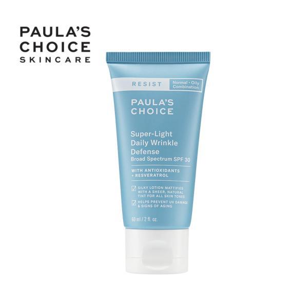 Kem dưỡng ngày chống nắng siêu nhẹ Paula's Choice Resist Super - Light Daily Wrinkle Defence SPF 30-7760 giá rẻ