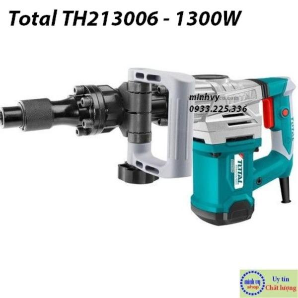 Máy đục bê tông Total TH213006 - 1300W