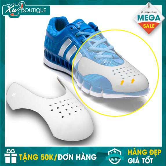Bộ 2 Miếng Đệm Bảo Vệ Chống Nhăn Gãy Nứt Mũi Giày Thể Thao, Sneaker Tiện Dụng giá rẻ