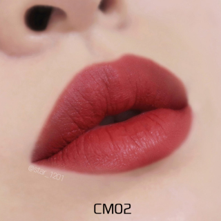 Black rouge creamy matt rouge , Son kem lì black rouge , son black rouge rẻ, son black rouge đẹp, son môi đẹp, son blackrouge màu đẹp, son màu đỏ cam, son màu đỏ gạch, son màu cam đất, son black rouge cm01,cm02,cm03 thumbnail