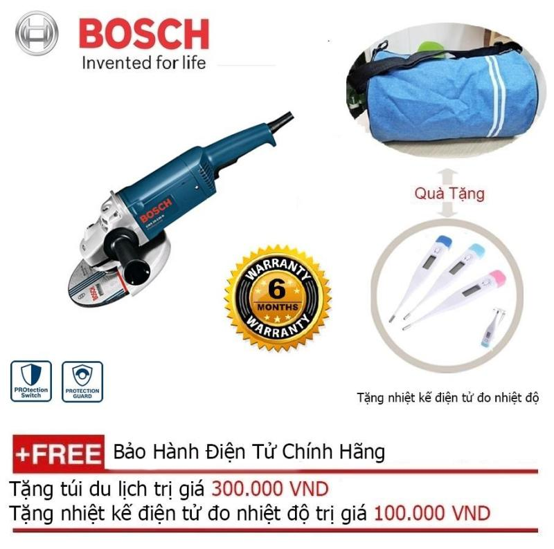 Máy mài góc lớn Bosch GWS 2000-230 + Quà tặng balo du lịch