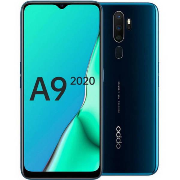 Điện thoại oppo a9 2020 Ram 4-Rom 128-cấu hình cao chơi game đã, giá lại rẻ, camera chụp ảnh đẹp cấu hình cao tới 48Mp