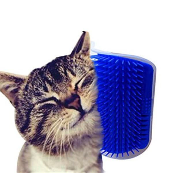 Lược tự chải lông với mùi hương catnip hấp dẫn Catit Self Groomer