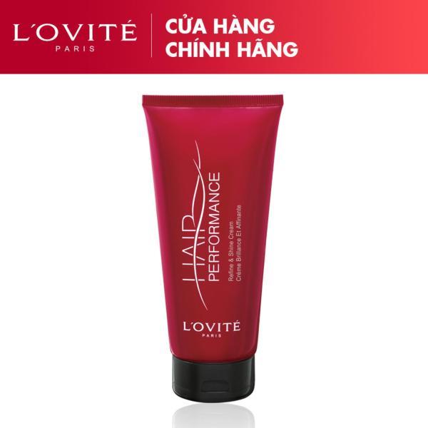 Kem ủ Phục hồi & Bóng tóc Hair Performance Lovite 300g