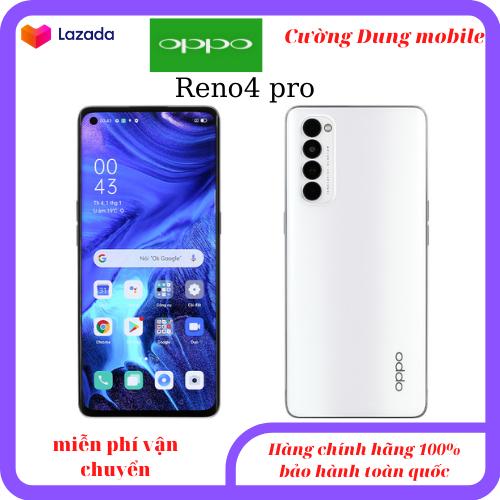 LIKE NEW: Oppo Reno4 pro, điện thoại oppo; màn hình cong; bộ nhớ khủng 256g; chụp ảnh đẹp,pin khỏe, sạc siêu nhanh, điện thoại chơi game.