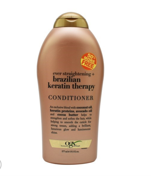 Dầu Xả Ogx Brazilian Keratin Therapy 577ml – Mỹ