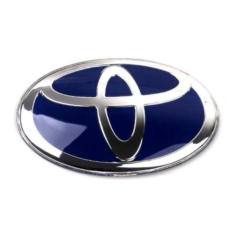 Logo vô lăng TOYOTA (xanh)