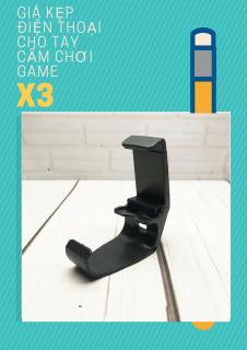 Giá đỡ điện thoại dành cho tay cầm chơi game Bluetooth X3 thumbnail