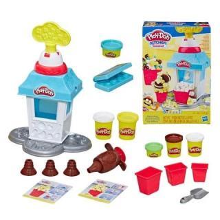 [Dự kiến giao hàng ngày 28 07] Bộ đồ chơi Hasbro đất nặn máy làm bắp rang bơ Play Doh E5110 thumbnail