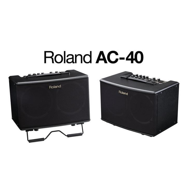Amply Acoustic Guitar Roland AC-40 Mới