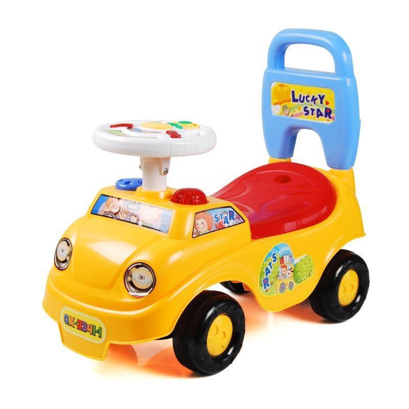 Xe chòi chân đồ chơi Broller CC-3341-1