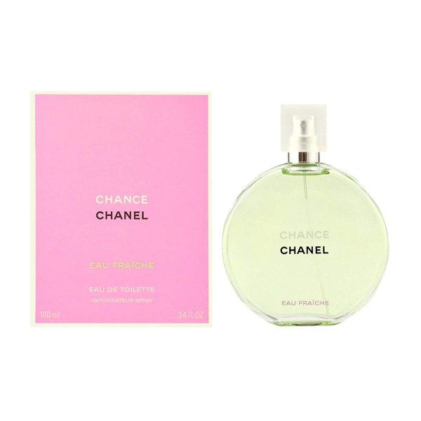 Nước hoa nữ cao cấp Chanel Chance Eau Fraiche EDT chính hãng fullbox 100ml