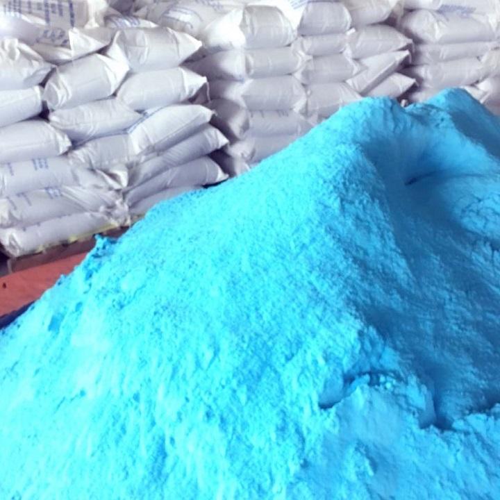 Hóa chất Đồng Sunfat CuSO4 - 5Kg Hóa chất diệt rêu, tảo nước hồ bơi