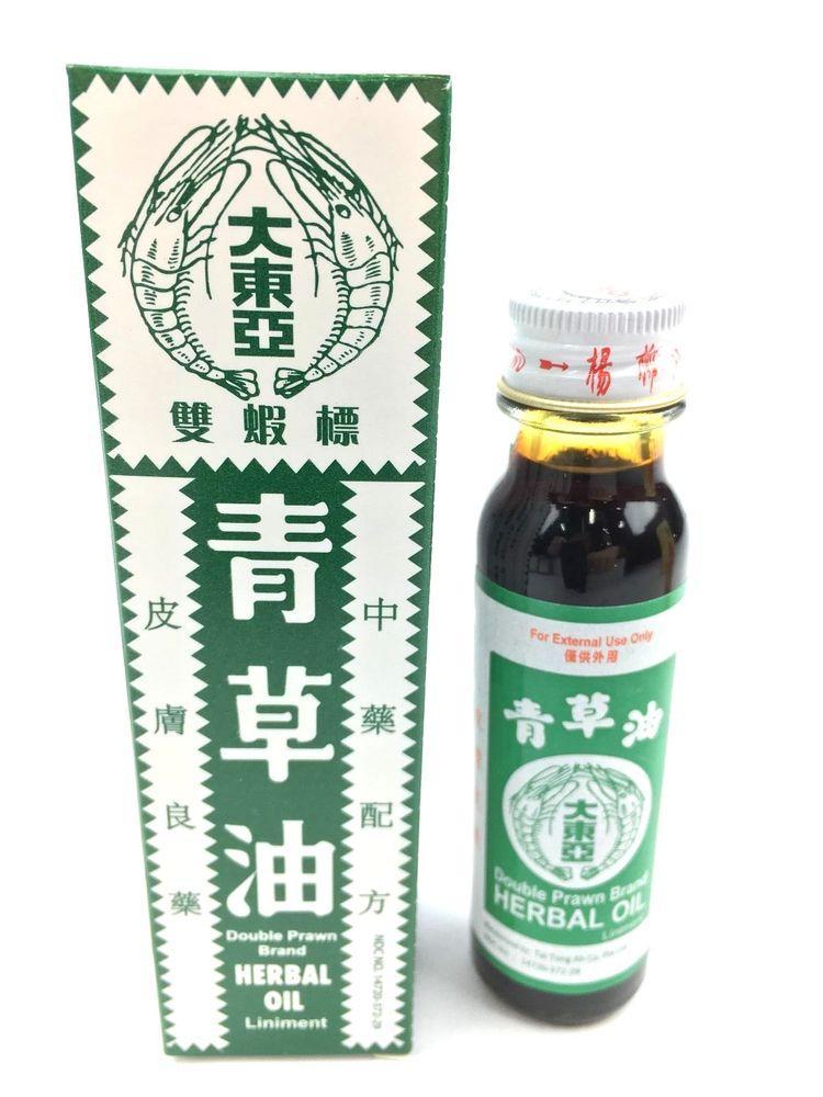 Dầu thảo dược herbal oil nhập khẩu