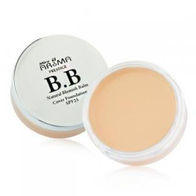 Kem Che Khuyết Điểm Aroma Natural BB Cover Foundation 4 in 1