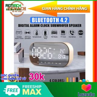 Xem Video - YaYuSi S2 Loa Nghe Nhạc Bluetooth Kiêm Đồng Hồ Để Bàn thumbnail