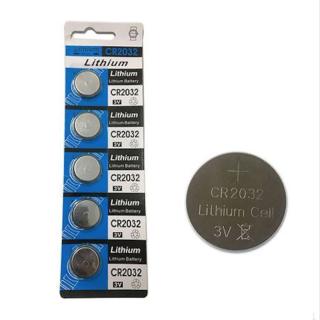 Pin Cmos CR2032 - 3V [Giá lẻ từng viên] thumbnail