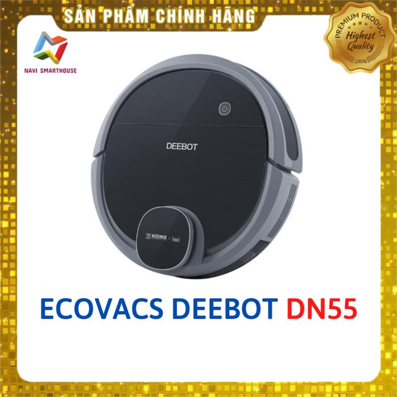 Robot Hút Bụi Lau Nhà Ecovacs Deebot DN55 (Ozmo 900) Hàng trưng bày 99%