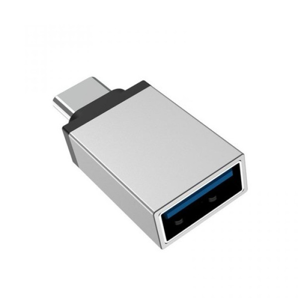 Bảng giá Đầu Chuyển OTG TYPE-C, Đầu chuyển borofone BV3 OTG USB sang Type-c chính hãng, Đầu Cáp Chuyển OTG BOROFONE BV3 USB-A Sang Type-C, USB 3.0, 1 đổi 1 nếu lỗi Phong Vũ
