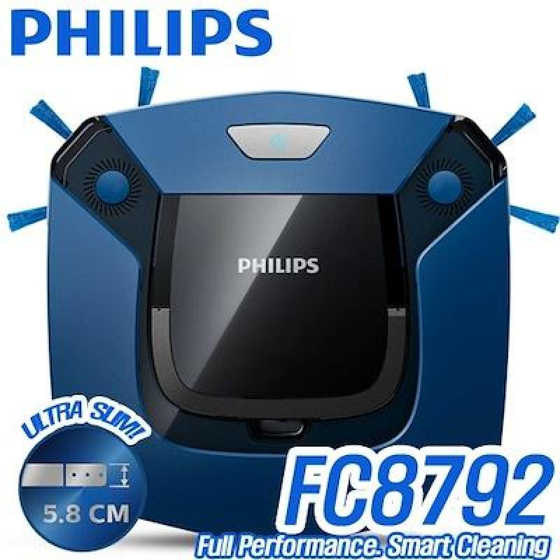 Robot hút bụi thông minh Philips FC8792 - bảo hành 2 năm giống Robot Hút Bụi Thông Minh Xiaomi Mi Roborock Gen 2 - S50 / S51 / S52 / S55