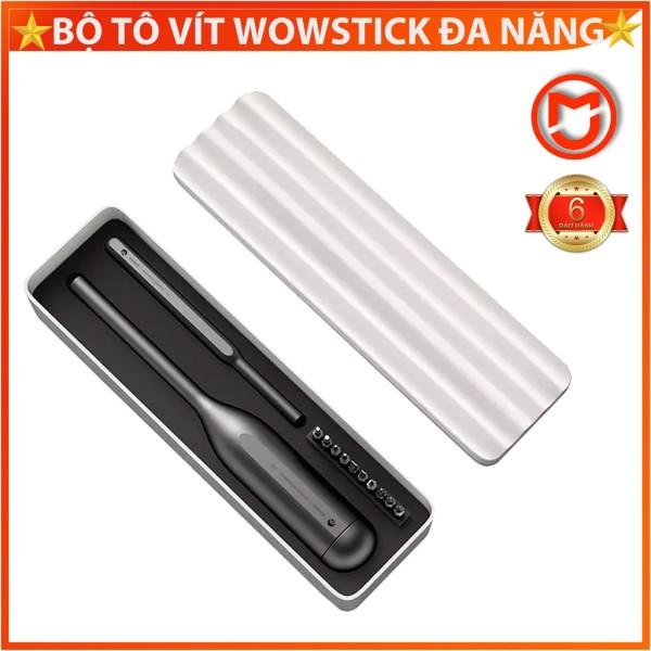[MỚI VỀ] Bộ tô vít đa năng wowstick, Bộ tua vít xiaomi, 20 đầu vít siêu cứng, 2 bộ vặn vít