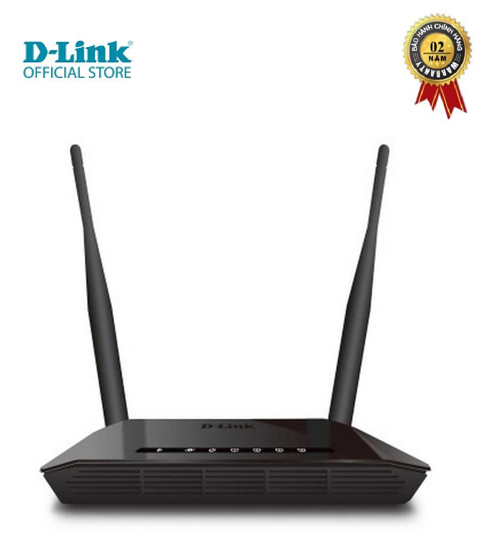 Giá Bộ phát wifi Wilreless Router D-LINK DIR-612 - Hàng chính hãng