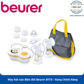 Máy hút sữa điện đôi Beurer BY70 - Hàng Chính Hãng thumbnail