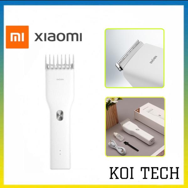 Tông đơ cắt tóc không dây xiaomi enchen boost - máy cắt tóc tại nhà cầm tay tiện dụng giá rẻ