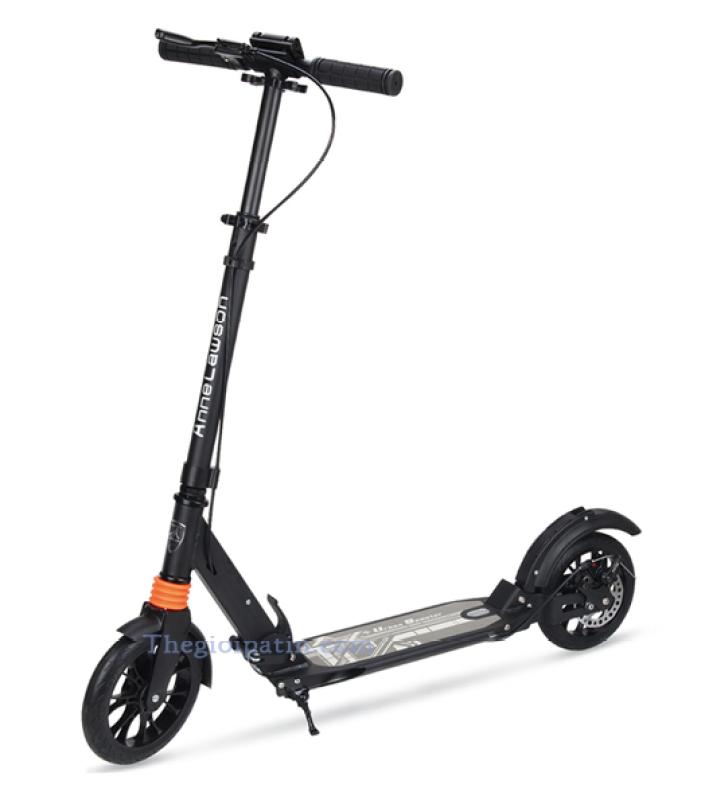 Mua Xe Scooter A5D người lớn + có thể tăng chiều cao + lò xo giảm xóc + gập gọn