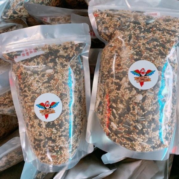 Hạt trộn dành cho Vẹt size nhỏ 70k/kg