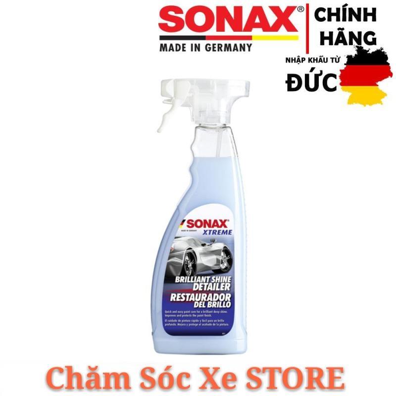 DUNG DỊCH BÓNG SƠN NHANH SONAX 287400 - Sonax EXTREME Brilliant Shine Detailer- Sonax 287400