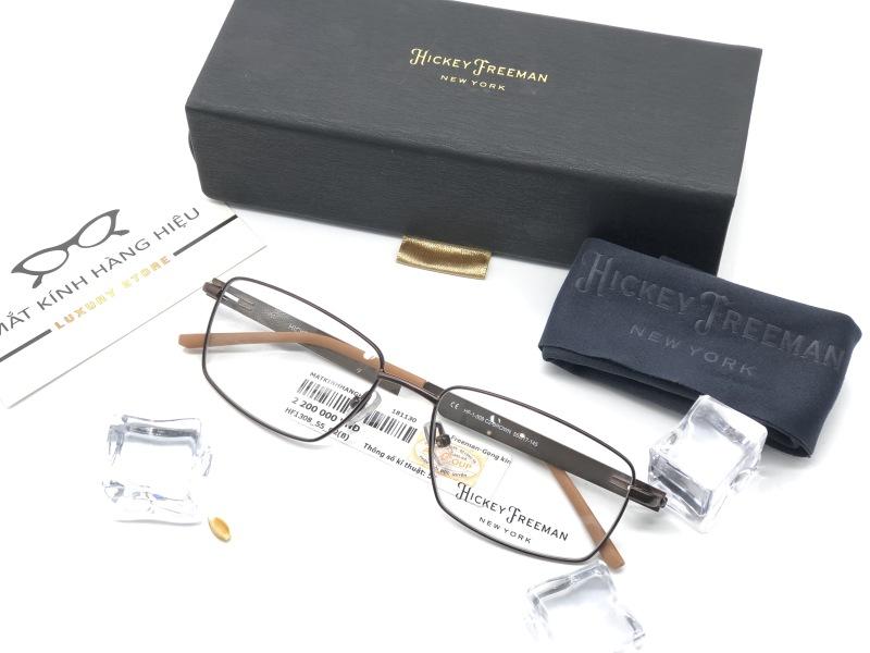 Giá bán Gọng kính cận thời trang chính hãng Hickey Freeman HF1308