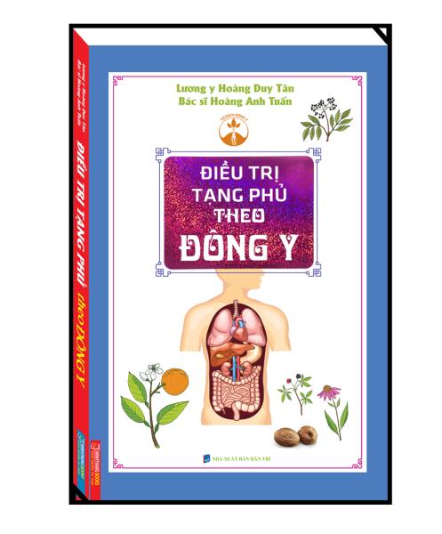 Sách - Điều trị tạng phủ theo đông y (bìa mềm)