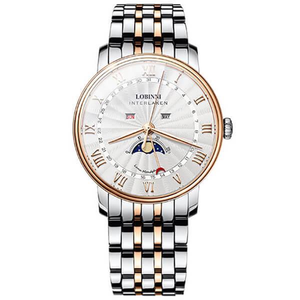 Đồng hồ nam chính hãng Lobinni No.3604-1