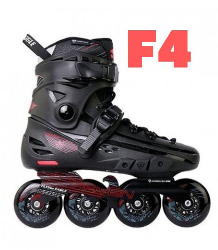 Giá bán Giày trượt patin - Siêu phẩm Giày trượt patin Flying Eagle F4 (tặng ngay bộ bảo hộ)