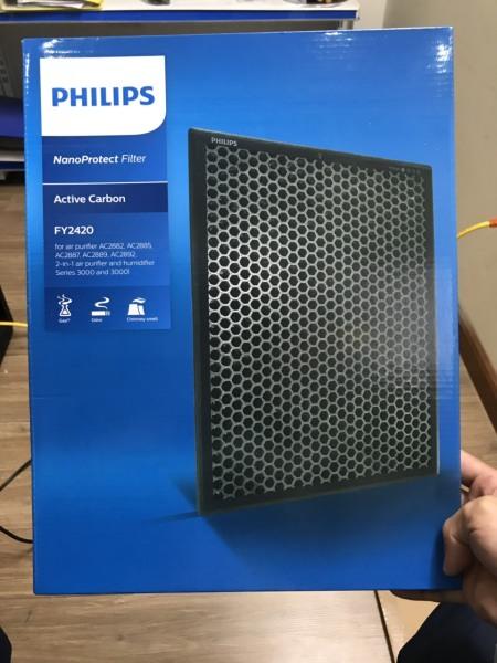 Màng lọc than hoạt tính Philips FY2420/30 (phù hợp với các loại máy như AC2882/10, AC2887/10 và máy lọc AC3829/10)
