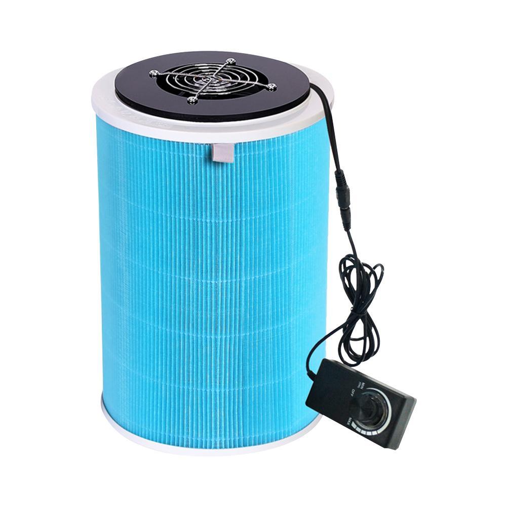 Olife 110 220v Diy Air Purifier Hepa Filter For Dehaze Deodorize Second Hand Smoke