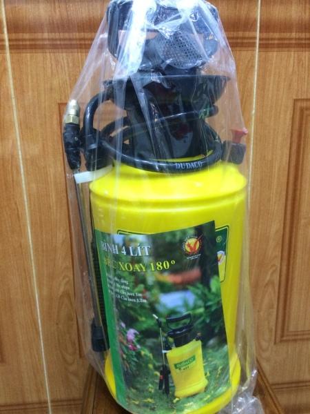Bình DUDACO 4L tưới cây, phong lan và cây cảnh