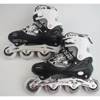 Giá bán Giày trượt Patin Long Feng 906 có đèn - Đủ màu - Đủ Size thể thao 360