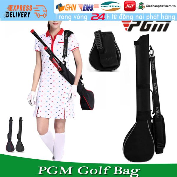 【Trong 24h gửi hàng】PGM Túi đựng gậy Golf Túi Thể Thao Chống Bụi Chống Thấm Nước Gấp Gọn Tiện Dụng
