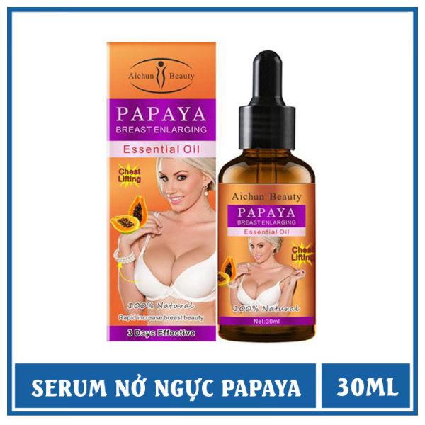 Serum nở ngực/tăng kích thước vòng 1/săn chắc ngực/nâng ngực/upsize Papaya 30ml giá rẻ