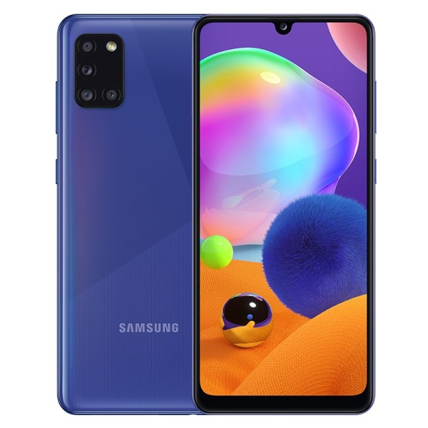 Điện thoại Samsung Galaxy A31 6GB/128GB - Hàng Chính Hãng - Bảo Hành 12 Tháng